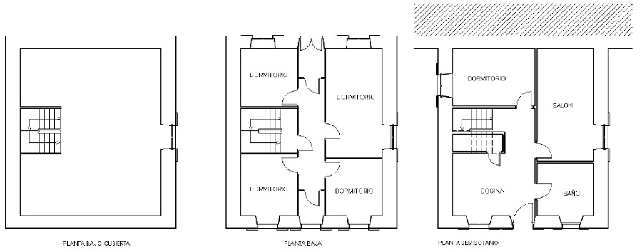 Reforma integral de vivienda antigua aislada 600 m2 for Precio m2 reforma integral