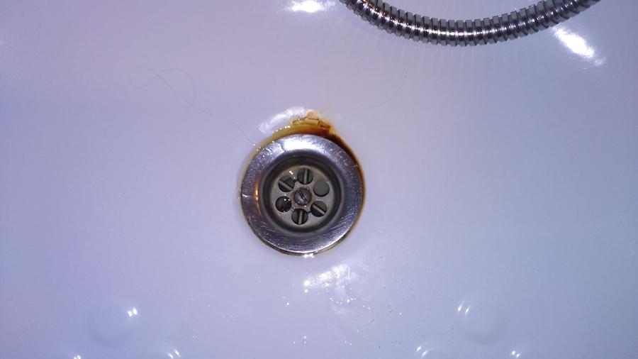 Reparar esmaltar oxido en desag e de ba era m laga for Reparar banera picada oxido