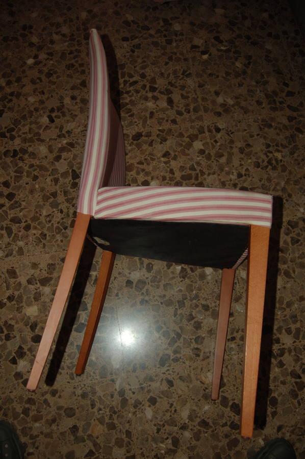 Tapizar sillas y sillon el aeroport del prat barcelona - Tapizar sillas precio ...