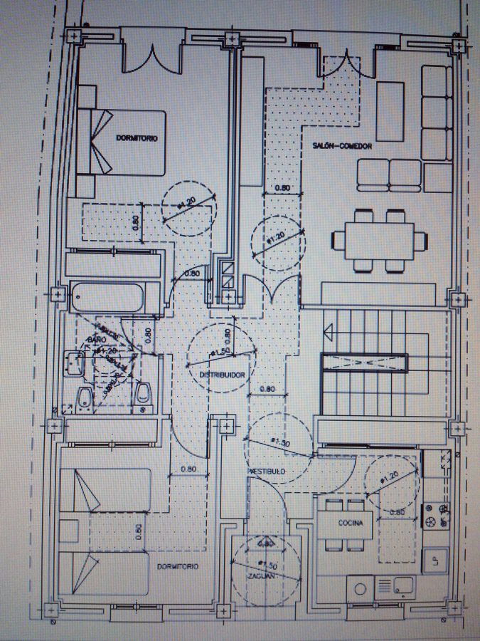Suelo radiante 110 m2 obra nueva navalmoral de la mata - Precio m2 suelo radiante ...