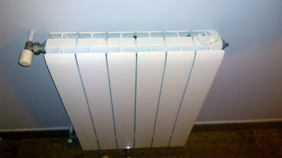 Instalacion radiadores gas natural precio