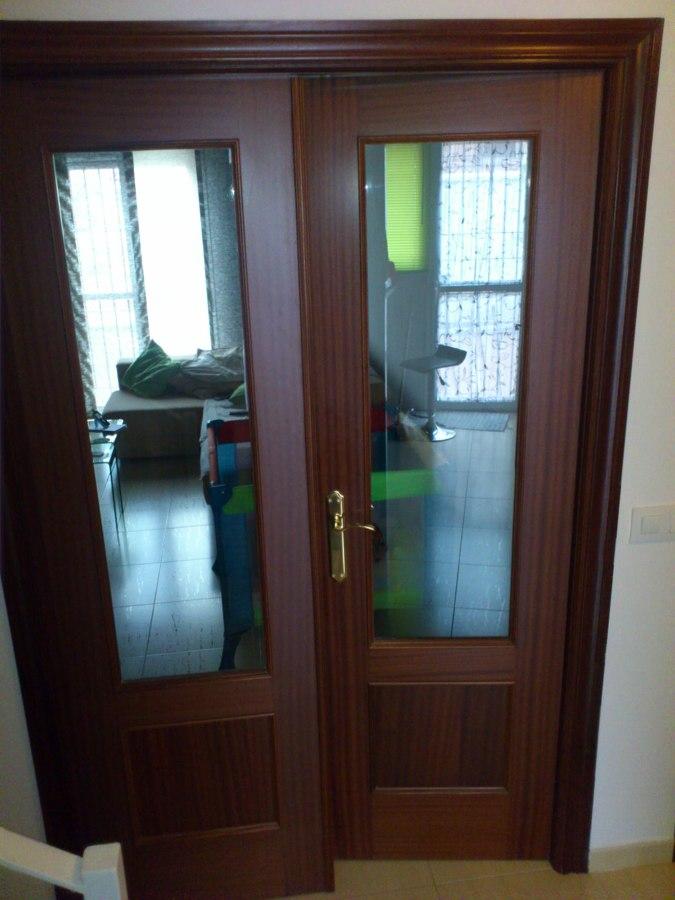 Lacar puertas interior vivienda viso del alcor sevilla for Puertas de interior precios