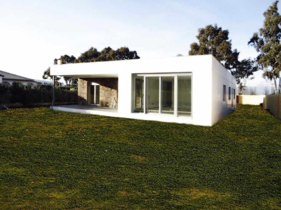 Construccion de casa prefabricada de hormi n yeles - Construccion de casa prefabricadas ...