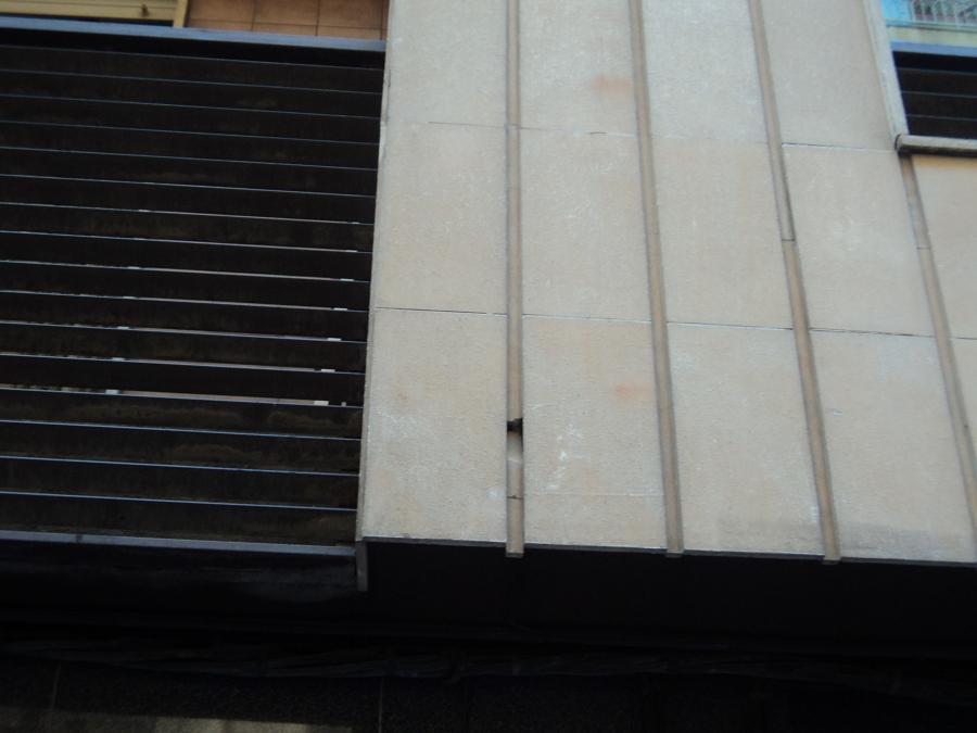 Reparar fachada edificio losetas de piedra de villlamayor for Losetas para fachadas
