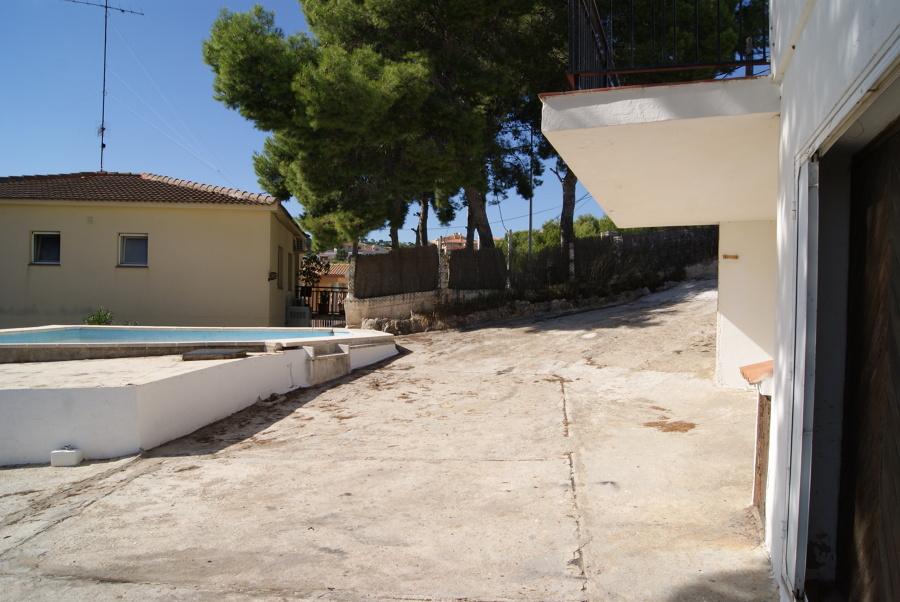 Hormigon Impreso 100 M2 Segur De Calafell Tarragona