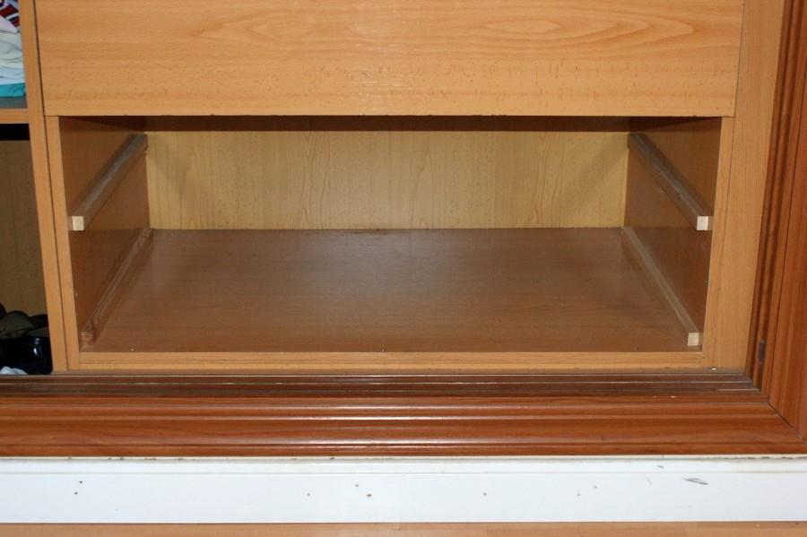 Decorar cuartos con manualidades cajonera armario - Cajoneras de armarios ...