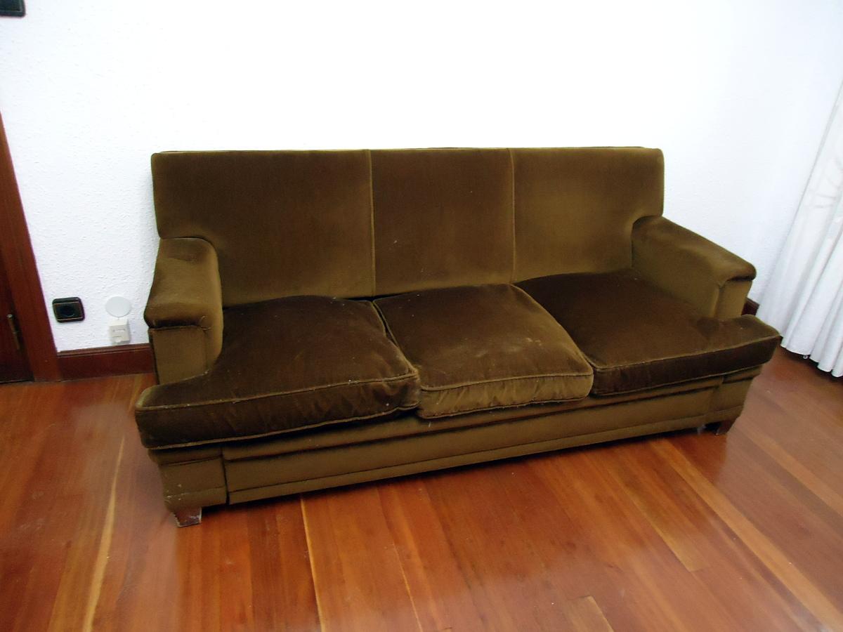 Tapizar sofa cama bilbao vizcaya habitissimo - Tapizar sillon precio ...