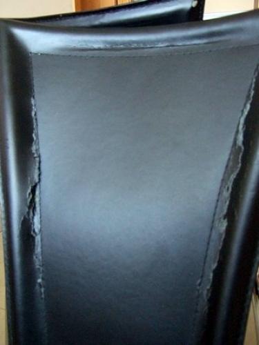 Tapizar sillas de metal con polipiel santa cruz de - Precio tapizar sillas ...