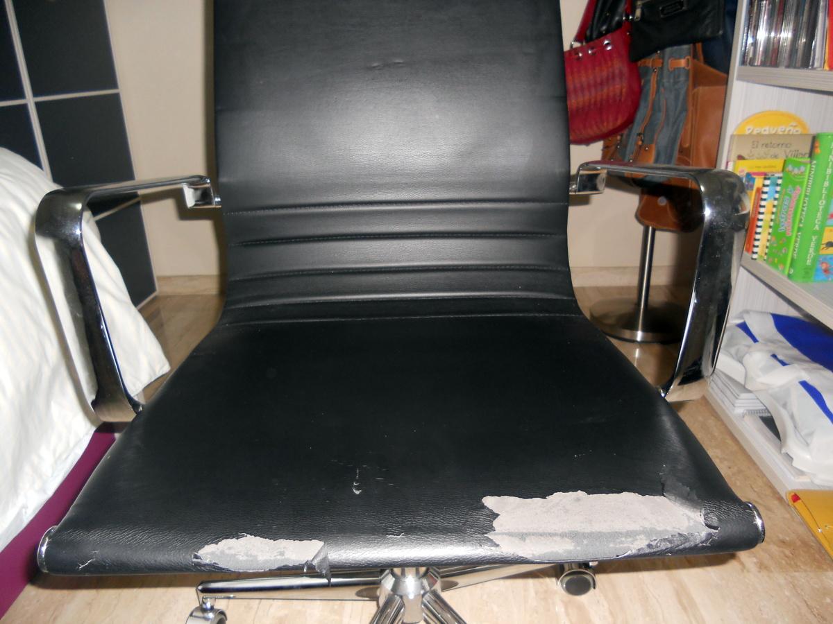 Tapizar silla de piel alicante alicante habitissimo - Presupuesto tapizar sillas ...