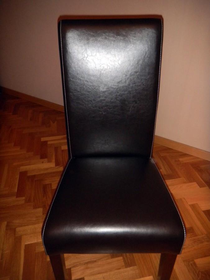 Tapizar sillas de piel barcelona barcelona habitissimo - Presupuesto tapizar sillas ...