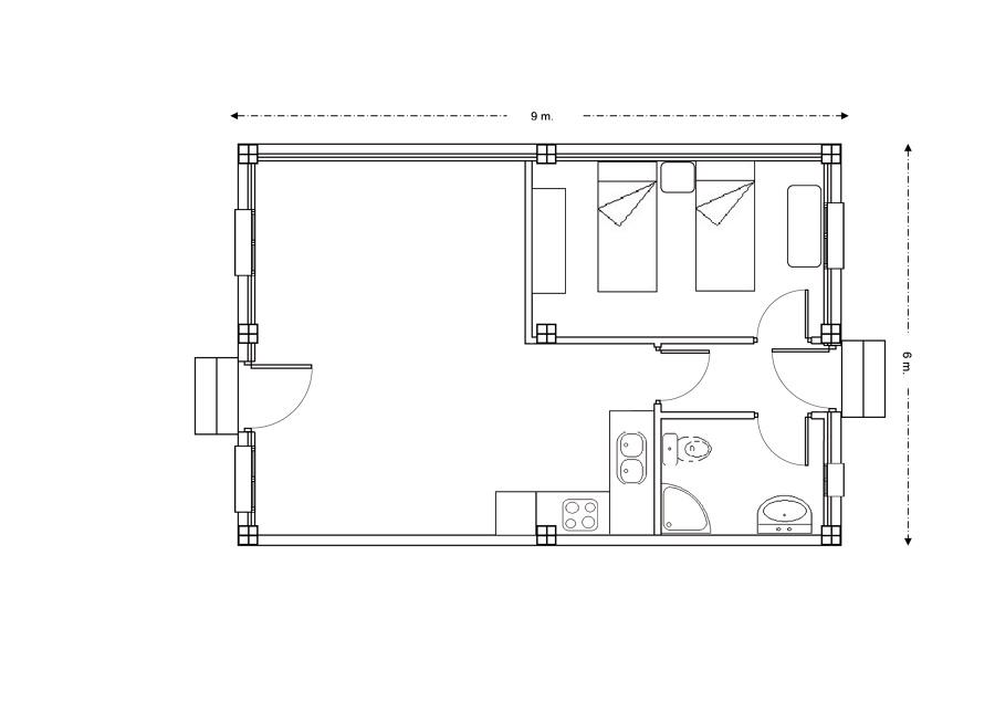 Construcci n casa en zamarramala zamarramala segovia - Presupuestos construccion casa ...