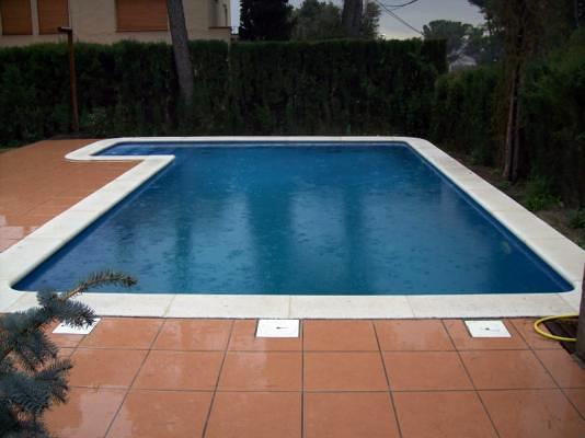 La casa es un lugar para la reflexi n precio piscina hormigon 10x5 - Costo piscina 8x4 ...