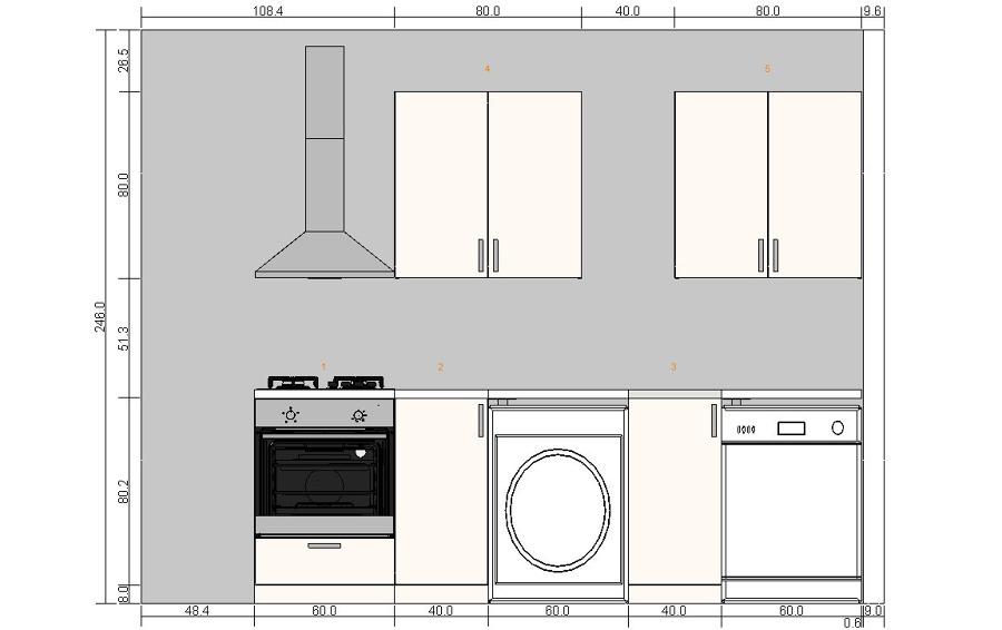 Casas cocinas mueble presupuesto cocina ikea for Presupuesto cocina ikea