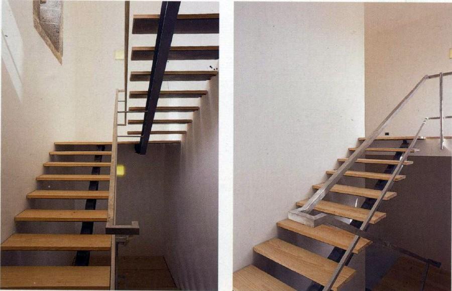 Hacer escalera met lica fuentealamo albacete habitissimo for Escalera metalica plegable precio