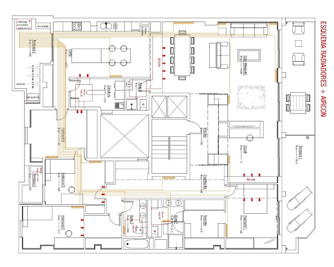 Instalacion de radiadores aircon palma de mallorca - Instalacion calefaccion radiadores ...