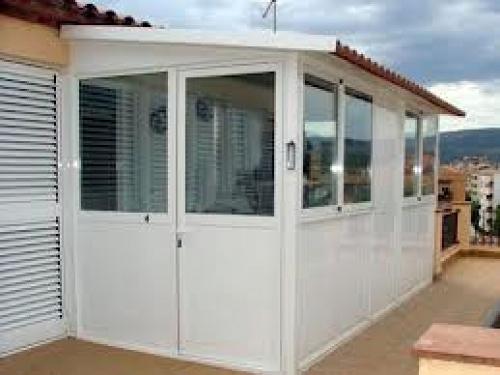 Cerramiento en terraza loriguilla valencia habitissimo for Caseta aluminio terraza