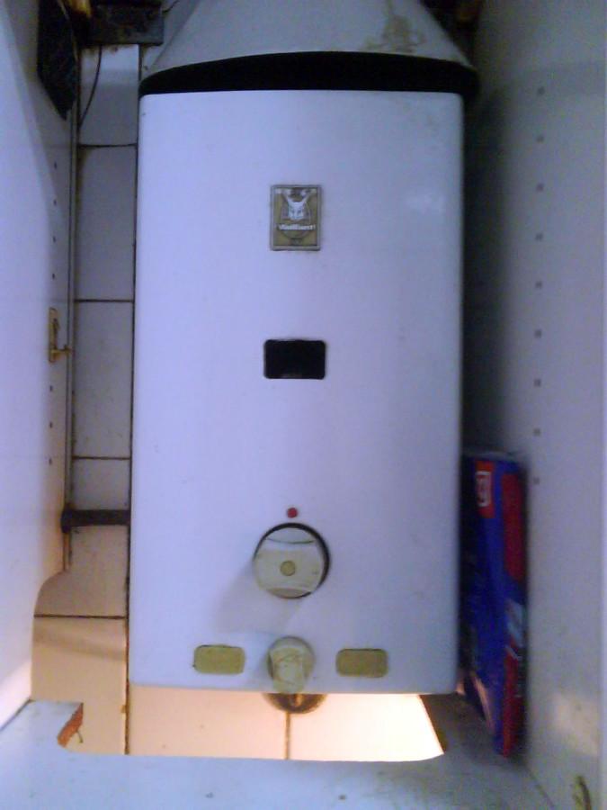 Arreglar Baño Antiguo:Calentador De Gas