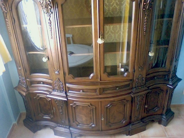 Lacar muebles usados de blanco brillante santa ponsa for Muebles usados coruna