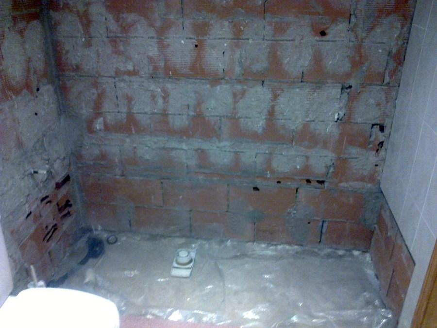 Colocar plato de ducha mampara alicatado y suelo x tiva for Ducha ya precio