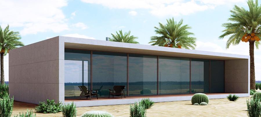 Casa prefabricadas peralada girona habitissimo - Casas modulares de diseno moderno ...