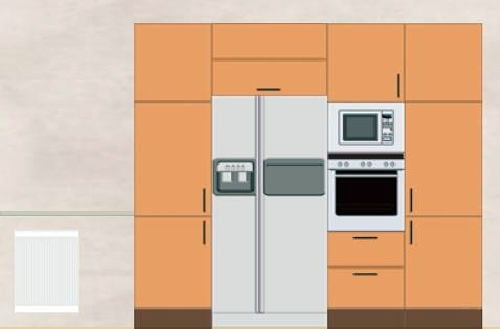 Precio de cocina completa dise os arquitect nicos for Precios cocinas completas