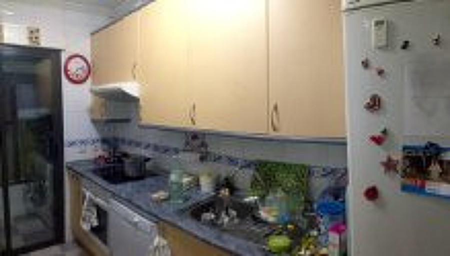 Pintar mueble cocina y cambiar encimera madrid madrid - Cambiar encimera cocina ...