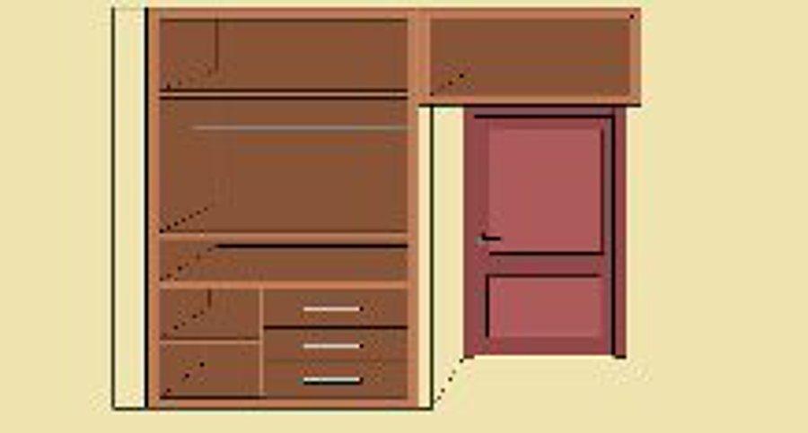 Presupuesto Armario Empotrado Madrid : Presupuesto hacer armario empotrado habitissimo