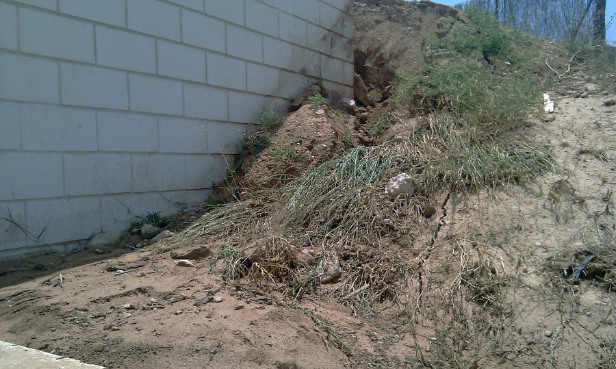 Muro contenci n puigverd de lleida lleida habitissimo for Muro de contencion precio