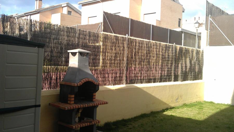 Sustituir vallado exterior de parcela por muro ladrillo for Cubrir una pared exterior