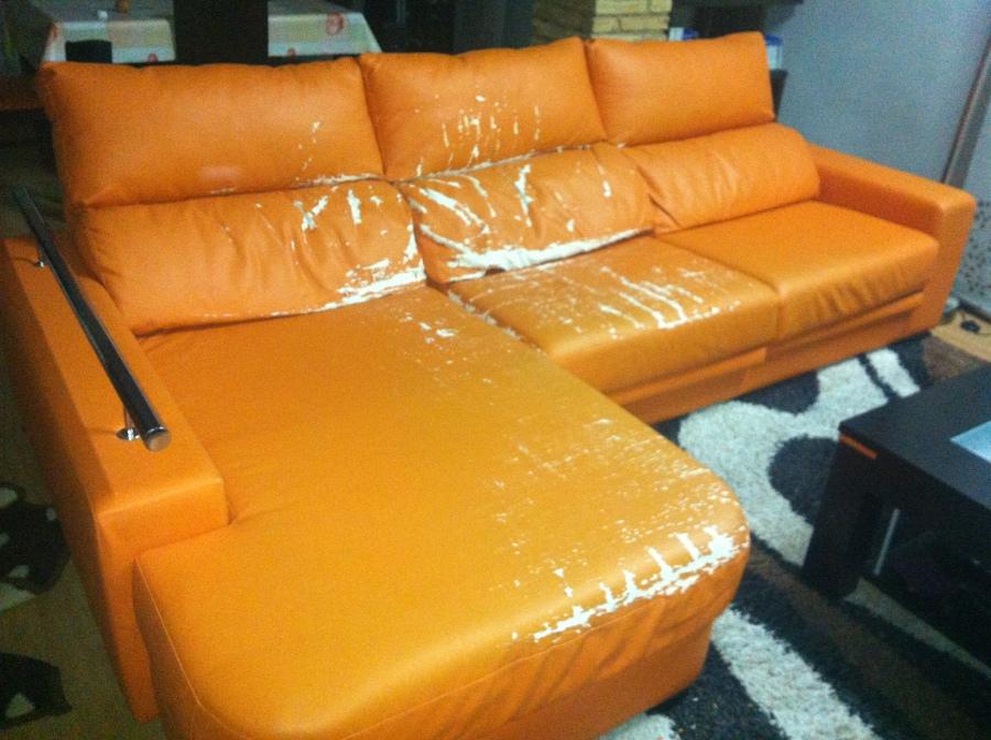 Tapizar un sofa chaise longue valencia valencia - Precio tapizar sofa ...