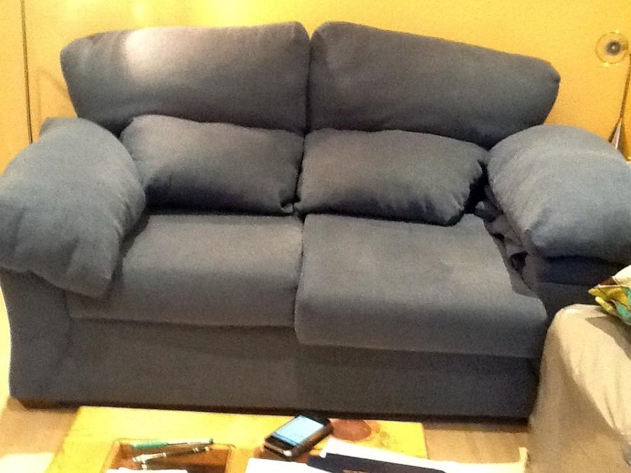 Retapizado de sof cama de dos plazas madrid madrid for Sofa cama dos plazas precios