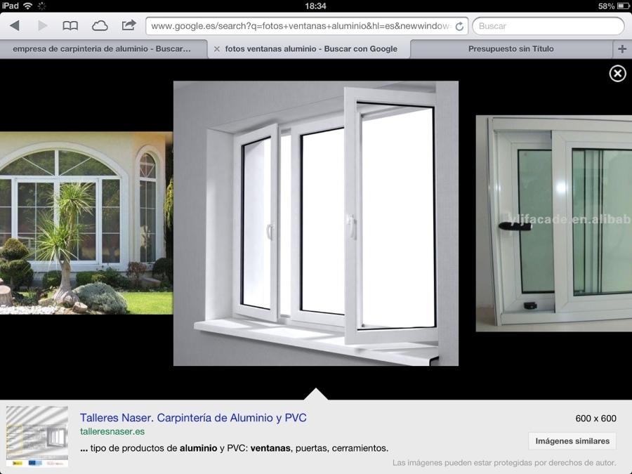 Cambiar ventanas aluminio alcobendas madrid habitissimo - Cambiar ventanas precio ...