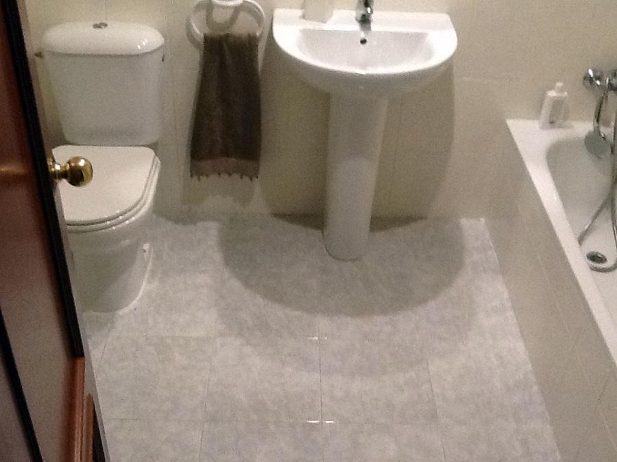 Reforma Baño Mallorca:Reforma baño de 3,6 m2 (baldosas de pared y suelo) – Palma de