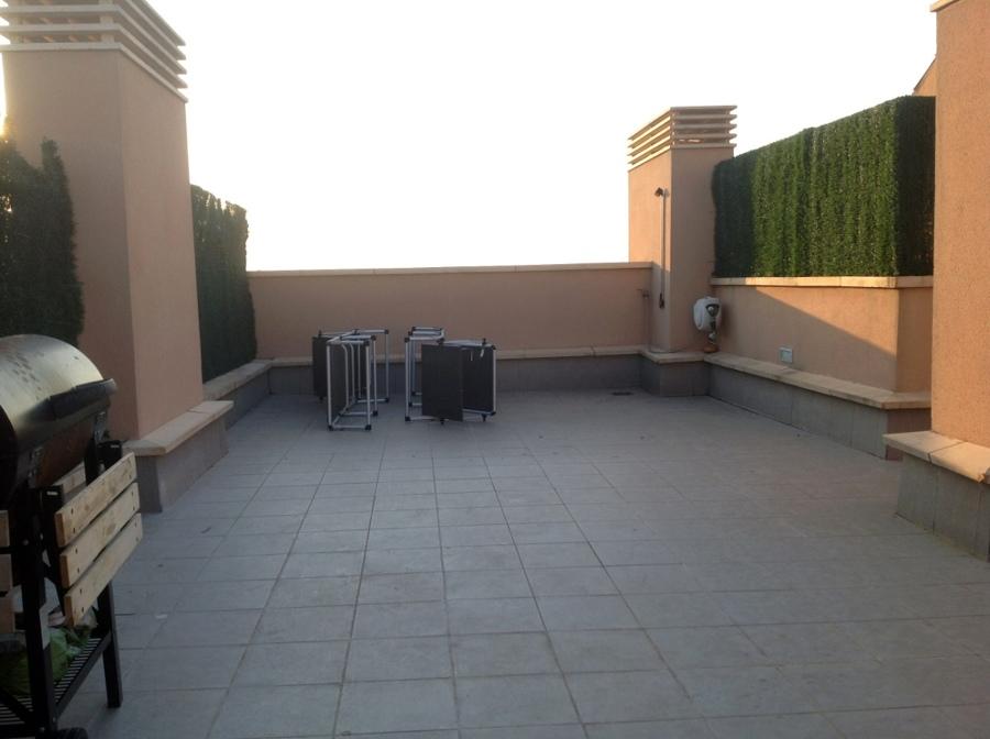 Cerramiento aluminio en terraza palma de mallorca illes for Cerramiento aluminio terraza