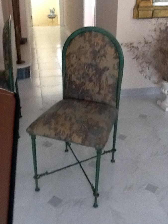Tapizar 6 sillas de comedor aguadulce almer a - Presupuesto tapizar sillas ...