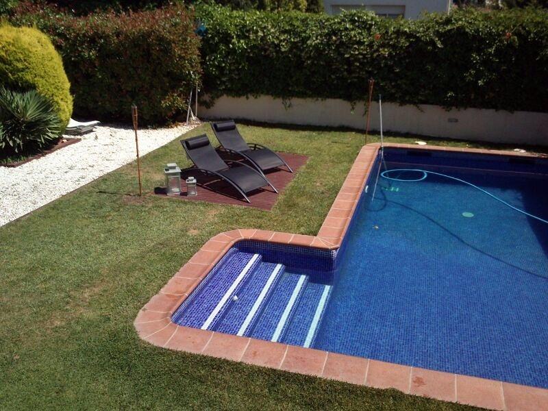 Instalacion placas solares para calentar agua de piscina for Calentar agua piscina