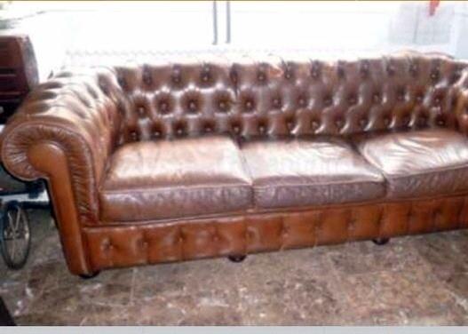 Tapizar sof chester en tela terrassa barcelona - Precio para tapizar un sofa ...