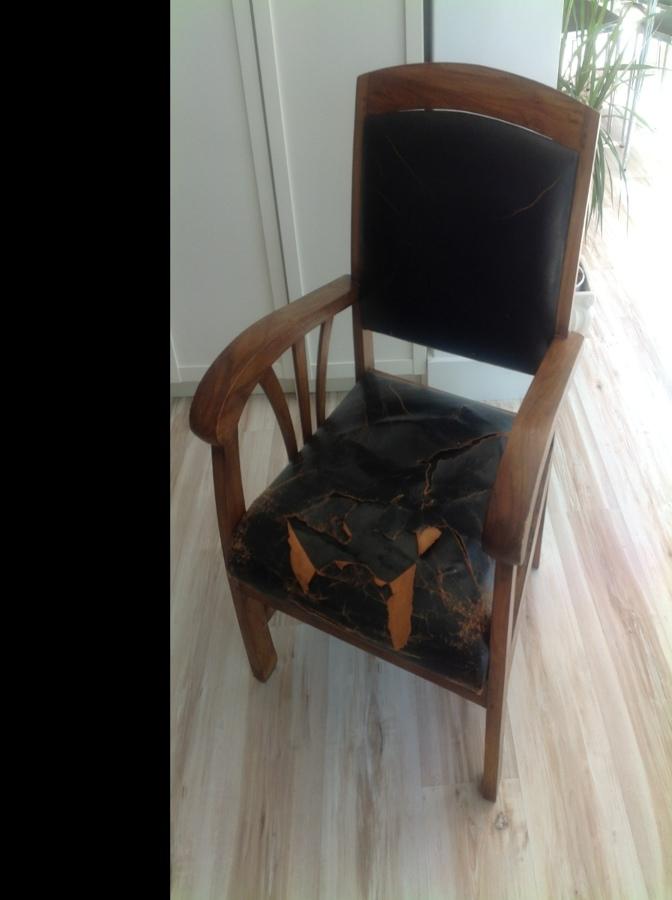 Tapizar sillas de teka la nucia alicante habitissimo - Presupuesto tapizar sillas ...