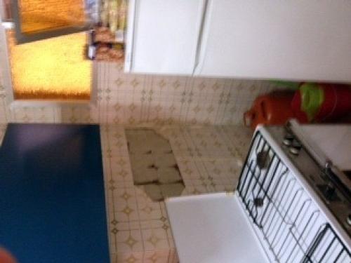 Cambiar azulejos suelo cableado el ctrico etc en cocina - Cambiar azulejos cocina ...