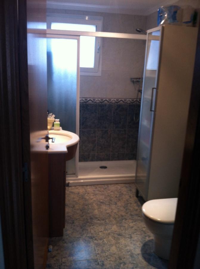 Reforma Baño Donosti:Baño para azulejar y cambier ducha y mampara – Donostia – San