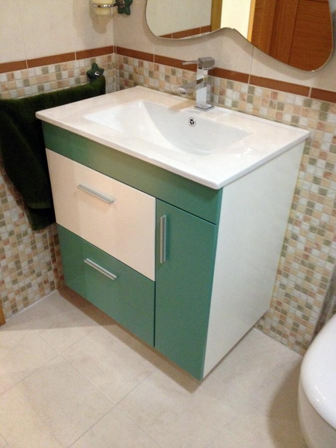 Pintar mueble de madera para bano - Muebles en crudo para pintar ...