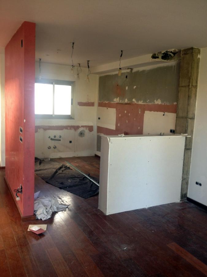 Microcemento para revestir muros y encimera cocina 31 m2 - Precio microcemento m2 ...