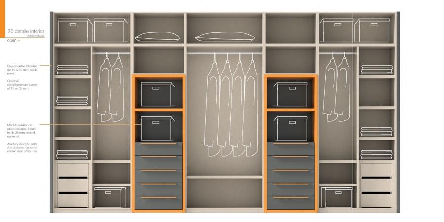 Precio armario empotrado fabulous armarios empotrados y - Precios armarios empotrados ...