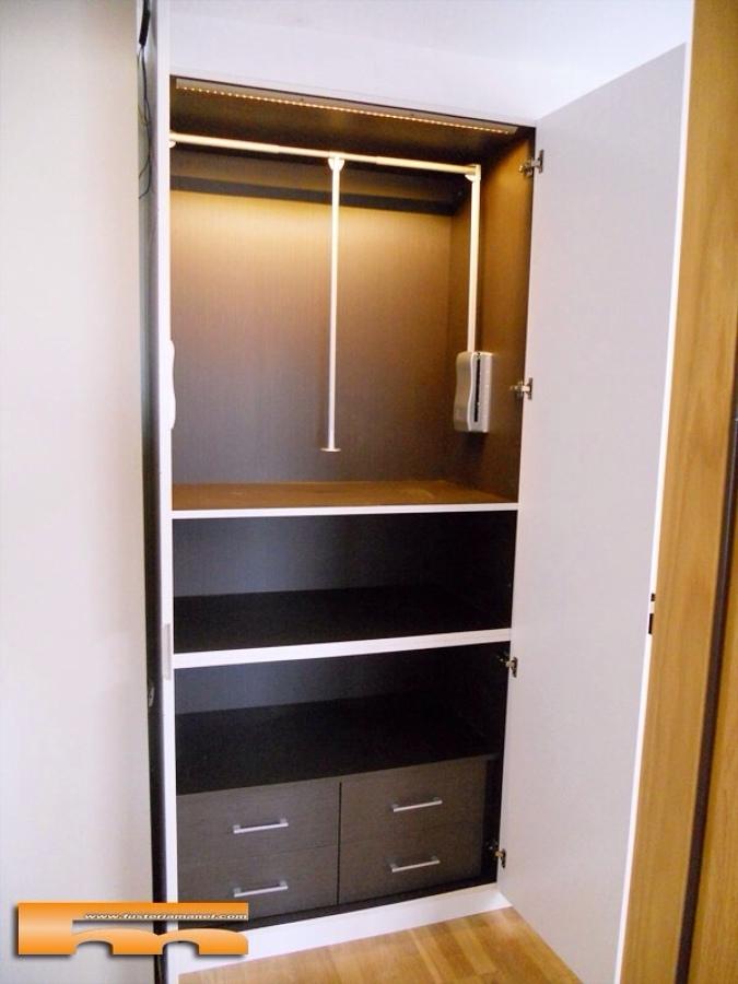 Presupuesto hacer armario empotrado online habitissimo - Construir armario empotrado ...