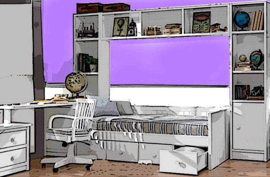 mobiliario juvenil barcelona