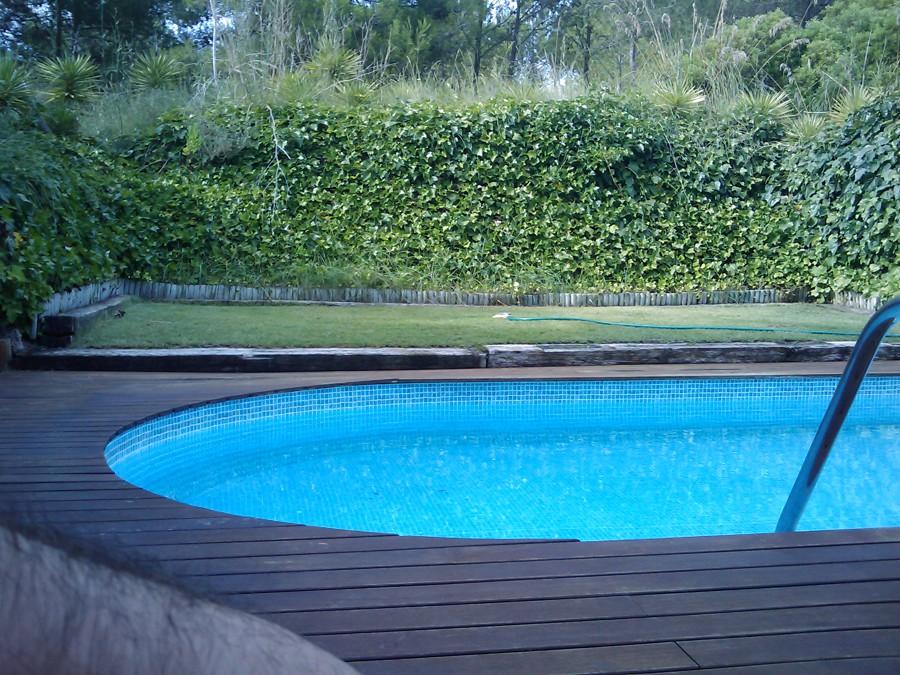 Revisar fuga piscina waterair y cambiar liner sant pere for Piscina sant pere de ribes