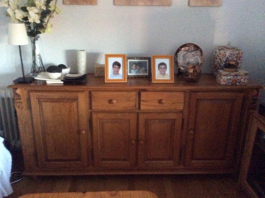 Pintar muebles en lasurado blanco boadilla madrid - Pintar muebles lacados en blanco ...