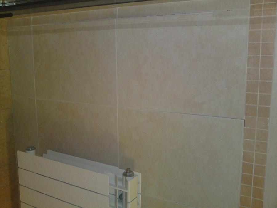 Pegar 4 racholas en la pared de cocina sallent for Racholas cocina