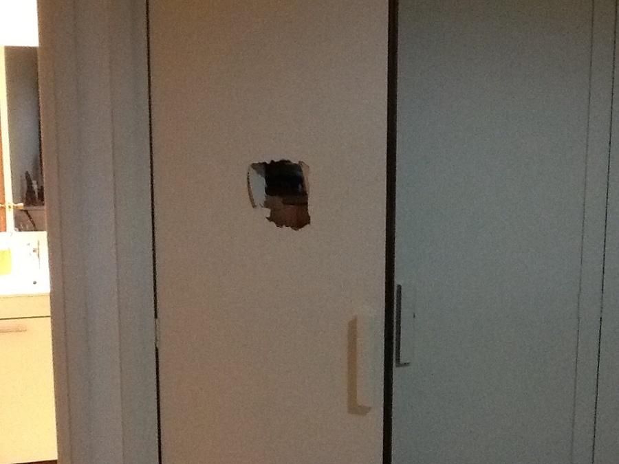 Arreglo puertas contraplacadas barcelona barcelona habitissimo - Arreglo de puertas de madera ...