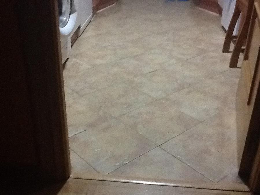Reforma integral de ba o cambiar suelo cocina sin - Cambiar suelo cocina ...